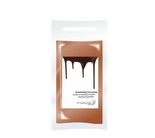 Косметический парафин горячий MARU Шоколад