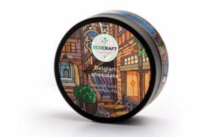 """Натуральное крем-масло для тела """"Belgian chocolate"""""""