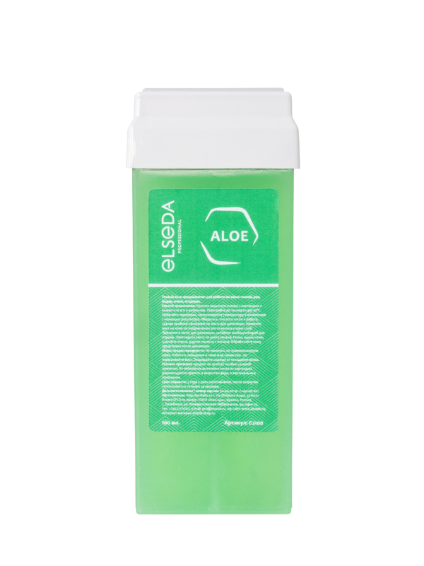 Воск ELSEDA Professional ALOE