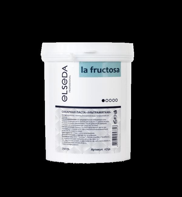 Фруктозная паста La fructosa ELSEDA Professional Ультрамягкая 750