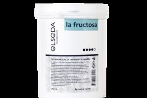 Фруктозная паста La fructosa ELSEDA Professional Универсальная 750
