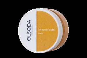 Сахарный скраб ELSEDA манго